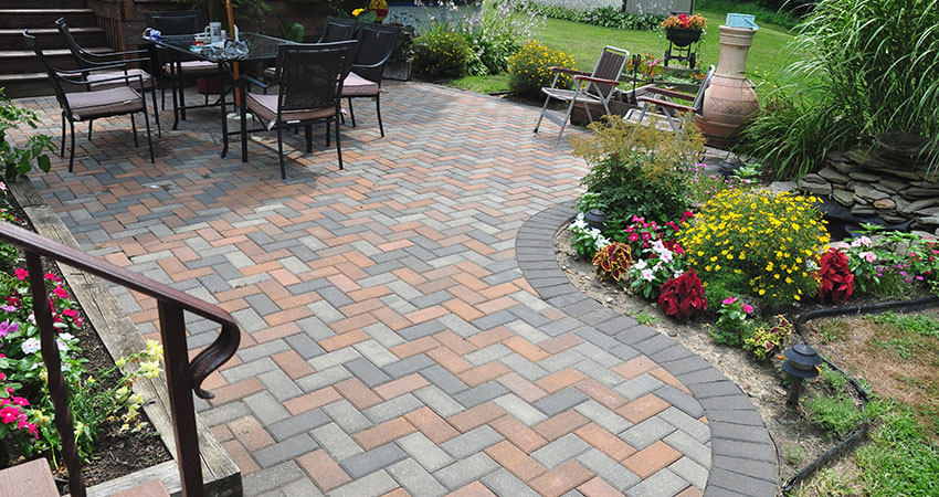 All Activities Needed To Build A Stone Patio As A Diy